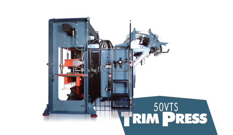 Irwin 50VTS Trim Press